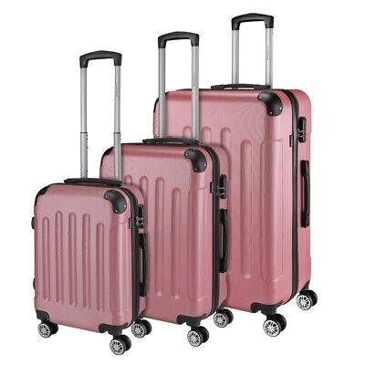 Go2Travel Hartschalenkoffer Reisekoffer Trolley Bordgepäck Kofferset 🧳 4