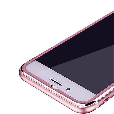 Vitre film protection verre trempé FULL 3D ALUMINIUM iPhone 7/6/6S/8/X/XR/XS/MAX 4