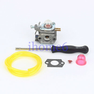 Carburetor Gasket Fuel Line for Murray M2500 M2510 753-06190 Ryobi Weedeater 4