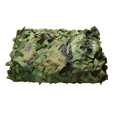 Filet Camouflage Forêt Jungle Camo Net Camping Chasse Cacher Armée Militaire PB 11