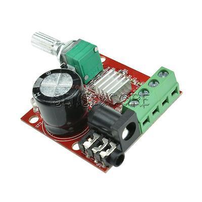 Mini Hi-Fi PAM8610 2x10W Soundplatine Amplifier Soundkarte Platine Soundboard M