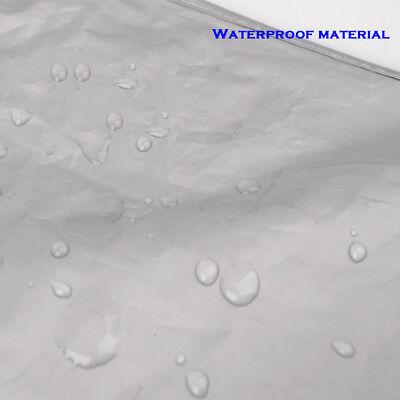 Waterproof Rain Dust Bike Bicycle Cycling Outdoor Cover Protector UV Resistant 7