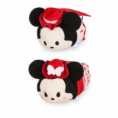 9a26d9200ab 3 of 8 Disney Mickey   Minnie Mouse Tsum Tsum Boxed 2017 CHOCOLATE SCENT  HEART SHAPE