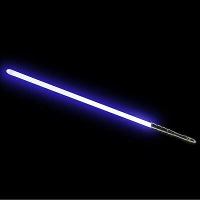 Star Wars Lightsaber Replica Force FX Heavy Dueling Rechargeable Metal Handle 8