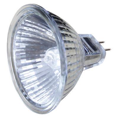 MR16 Halogen Light Bulbs 5W 10W 20W 35W 50W 12V Low Voltage GU5.3 50mm Spotlight 4