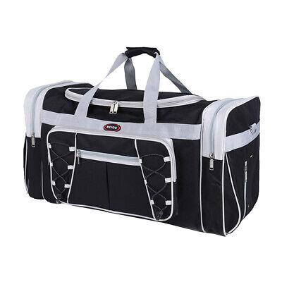 Duffle Bag Sport Gym Carry On Travel Luggage Shoulder Tote HandBag Waterproof 11
