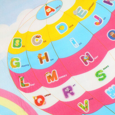 2mx1.8m Baby Kids Floor Play Mat Rug Picnic Cushion Crawling Mat Waterproof XXL 6