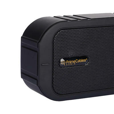 PrimeCables® Portable Bluetooth Speaker Waterproof Sports FM Stereo Wireless New 5
