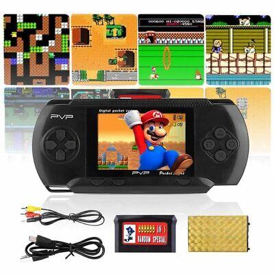 Handheld Portable Pvp 3000 Games Console Retro Megadrive Ds Video Game 3