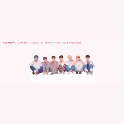BTS MAP OF THE SOUL : PERSONA Album Ver3 CD+Photobook+Card+Etc+Tracking Number 7