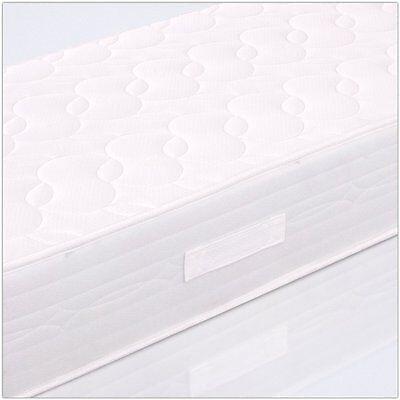 Materasso Matrimoniale 160X190 H25 Cm 9 Zone Differenziate 7 Cm Memory Foam Like 6