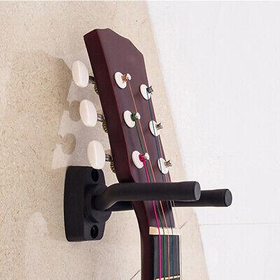 4X Guitar Hanger Adjustable Wall Mount Display Bracket Hook Holder Bass Stands 11