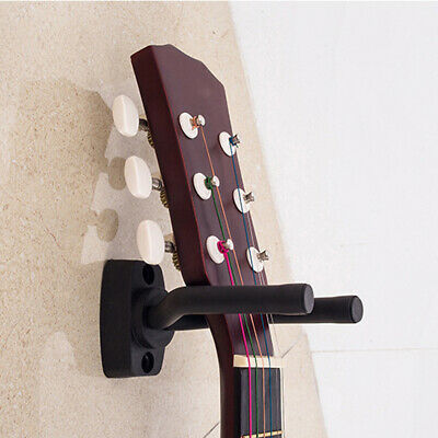 Guitar Hanger Adjustable Wall Mount Display Bracket Hook Holder Bass Stand ×4 11