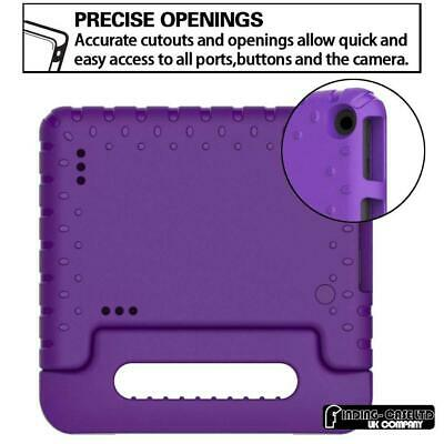 """For Amazon Fire 7"""" HD 8"""" Tablet ShockProof EVA Handle Kids Stand Cover Case +Pen 4"""