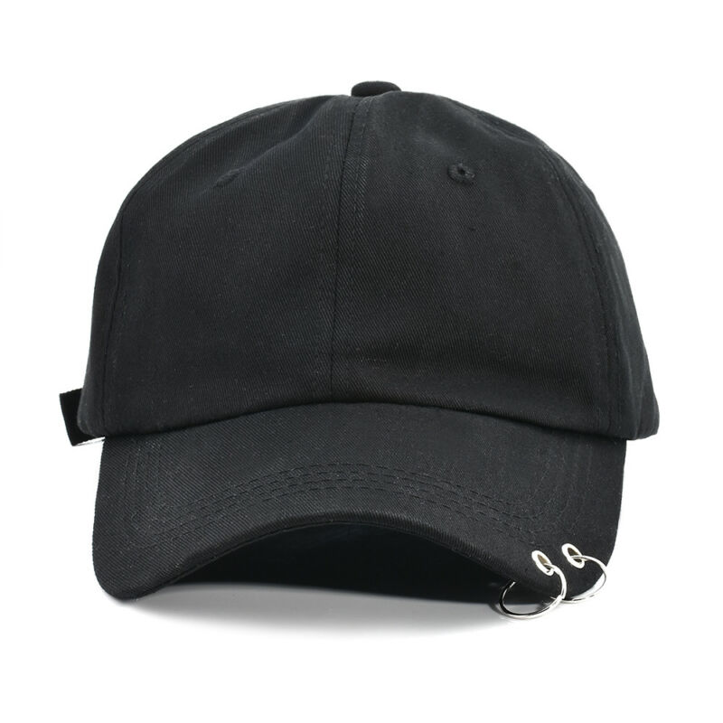 e07b1f4b2d8 KPOP BTS Live The Wings Tour Hat Bangtan Boys Ring Adjustable Baseball Cap  Black 7 7 of 12 ...