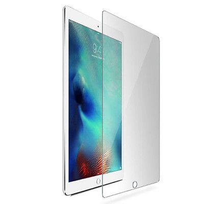 KIQ [2 Pack] Tempered GLASS Screen Protector for Apple iPad 6th Generation 2018