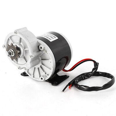 24V 350W Electric Motor W// Gear 9 Teeth Sprocket 24 Volt 350 Watt MY1016Z3 USA