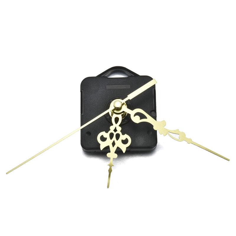 DIY Quartz Clock Movement Mechanism With Hour Minute Hand DIY Repair Parts Kit 9