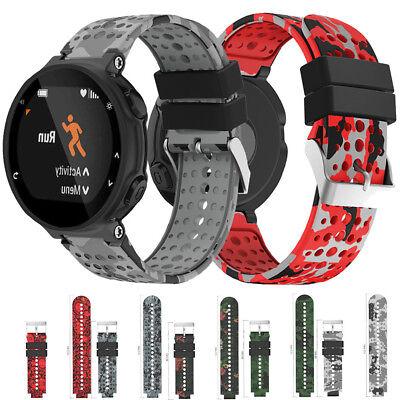 For Garmin Forerunner 220 230 235 620 630 735XT--Unisex Belt Wrist Band Bracelet