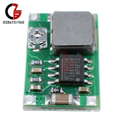 2/5/10PCS mini 3A DC-DC Converter Step Down buck Power Supply MP2307 Chip 6