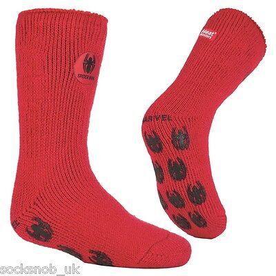 41adb3ca2 1 of 9FREE Shipping NEW Heat Holders Boys Kids Thermal Slipper Socks, Movie  Character Design! 2