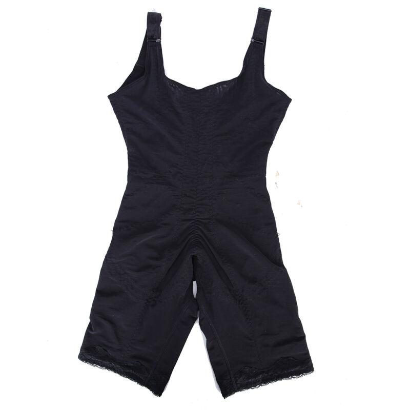 Plus Size Women Full Body Shaper Waist Trainer Cincher Corset Shapewear Girdle 12