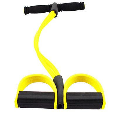 Attrezzo Elastico Pilates Fitness Pull X Esercizi Allena Braccia Gambe Spalle 7