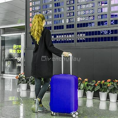 "Elastic Luggage Suitcase Bags Cover Protector Anti scratch 18"" 20"" 22"" 24"" 28"" 4"