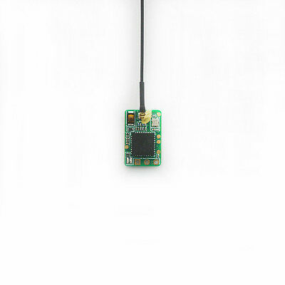 FrSky XM Mini Ultra Light D16 Receiver SBUS 16Ch FS Suit FrSky X9DPlus X9E X125