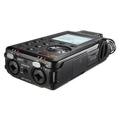 Tascam DR-100 MKIII MK3 2-Ch Portable Linear PCM Handheld Stereo Audio Recorder 2