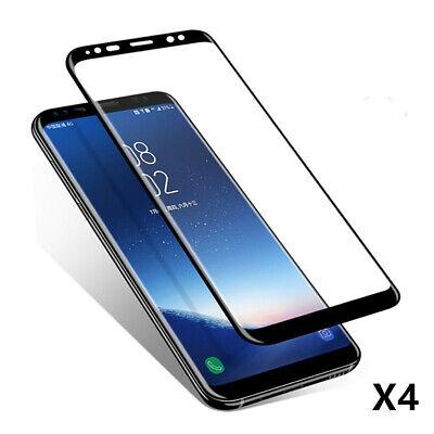 Vitre Film Protection Total Verre Trempé Samsung Galaxy S7 S8 S9 Plus S10 Edge 3