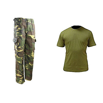 Kids Pack E Army Military Outdoor Fancy Dress Up Soldier Camo MTP//DPM