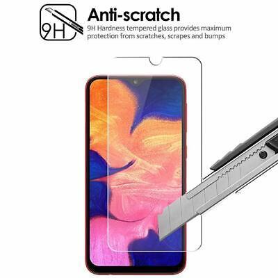 PELLICOLA VETRO TEMPERATO per SAMSUNG A10 A 10 PROTEGGI SCHERMO DISPLAY LCD 4