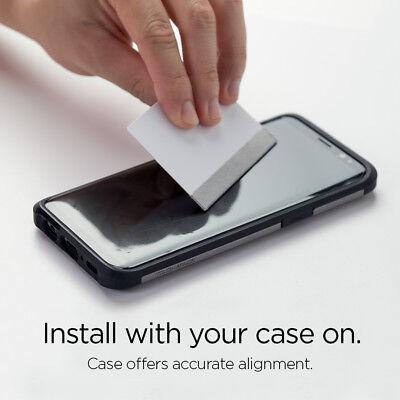Galaxy S9 / S9 Plus Film Screen Protector [Neo Flex] Spigen® Film Shield [2PK] 5