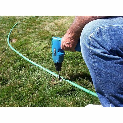 AUGER DRILL BIT Attachment Yard Hole Digger Garden Plant Bulbs ...