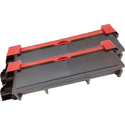 2PK TN630 Compatible Black Toner Cartridge For Brother L2520DW L2540DW L2320D 2