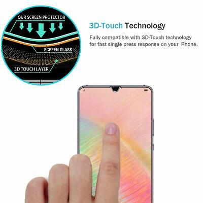 Pour Huawei P30 Pro P20 Mate 30 Honor 20 Lite Verre Vitre Ecran Screen Protector 3