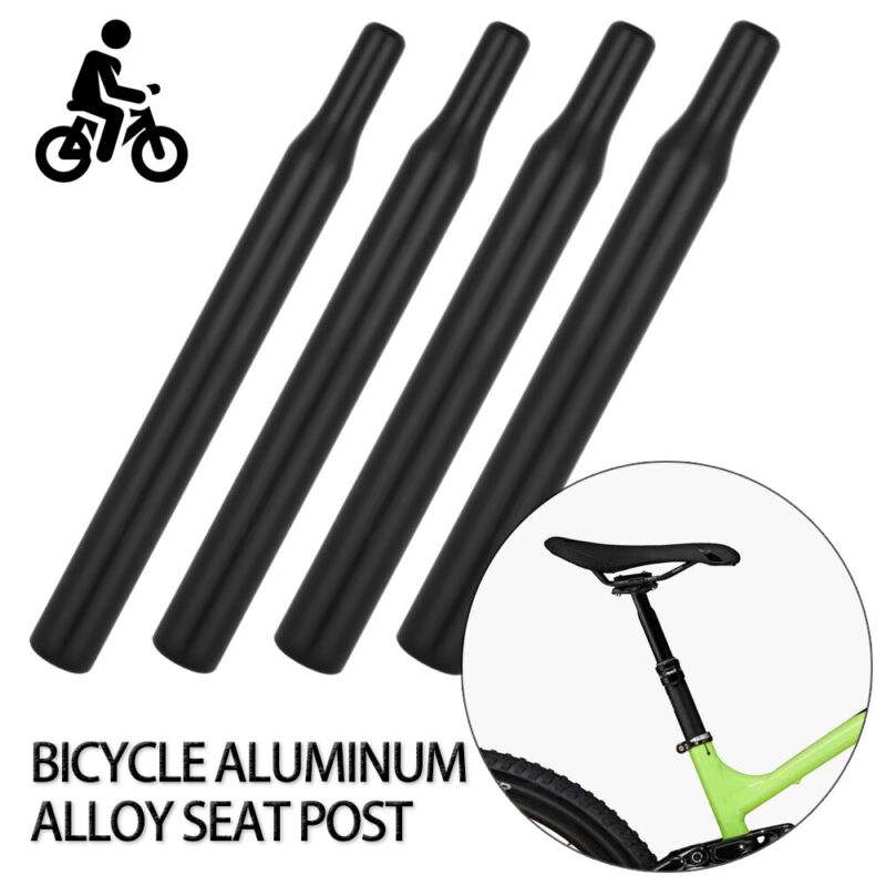 Aluminum Alloy Bicycle Bike Straight Seat Post Seatpost Seat Tube Extender