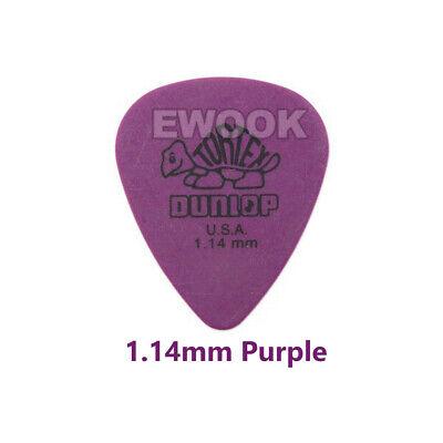 6X / 12X Jim Dunlop Tortex Standard Plectrums Mixed Pro Gauges Guitar Picks AU 11