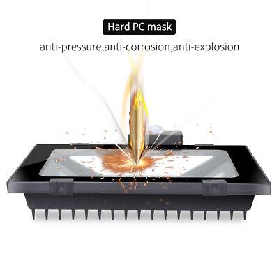 LED Security PIR Floodlight Sensor 10/30/50/100/200/300/500W Light Warm Cool UK 4