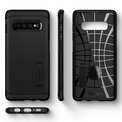 Samsung Galaxy S10 Plus S10e Case Genuine SPIGEN Tough Armor Shockproof Cover 11