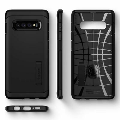 Samsung Galaxy S10 Plus S10e S9 S8 Case SPIGEN Tough Armor Shockproof Hard Cover 11