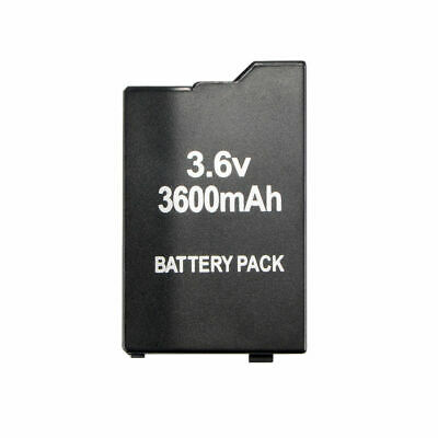 3600mAh Rechargeable Replacement Battery For Sony PSP Slim 2000 2001 2006 3000 4