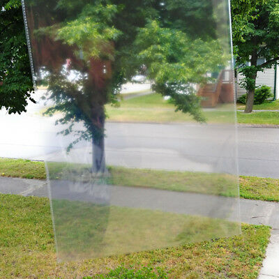5 Sizes Crystal Clear Self Seal Transparent Plastic Cellophane Poly OPP Bags NEW 3