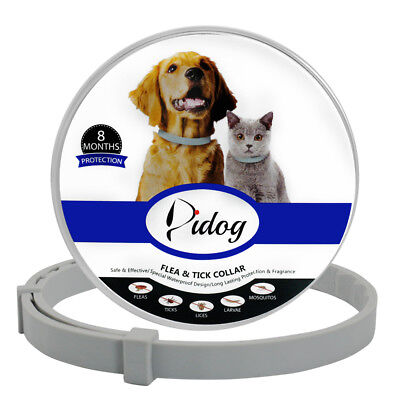 Flea & Tick Collar for Small Dogs under 8kg (18 lbs) and Cats 8 month Protection 3