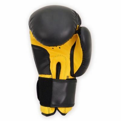 Boxing Gloves and Focus Pads Set Punch Bag Gym Pro Training Kickboxing  MMA