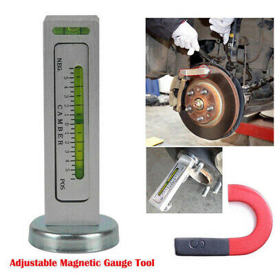 Universal Magnetic Gauge Tool For Car/Truck Camber/Castor Strut Wheel Alignment 2