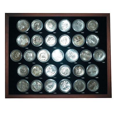 DDR Komplettsammlung aller 123 DDR Gedenkmünzen 5 Mark, 10 Mark und 20 Mark