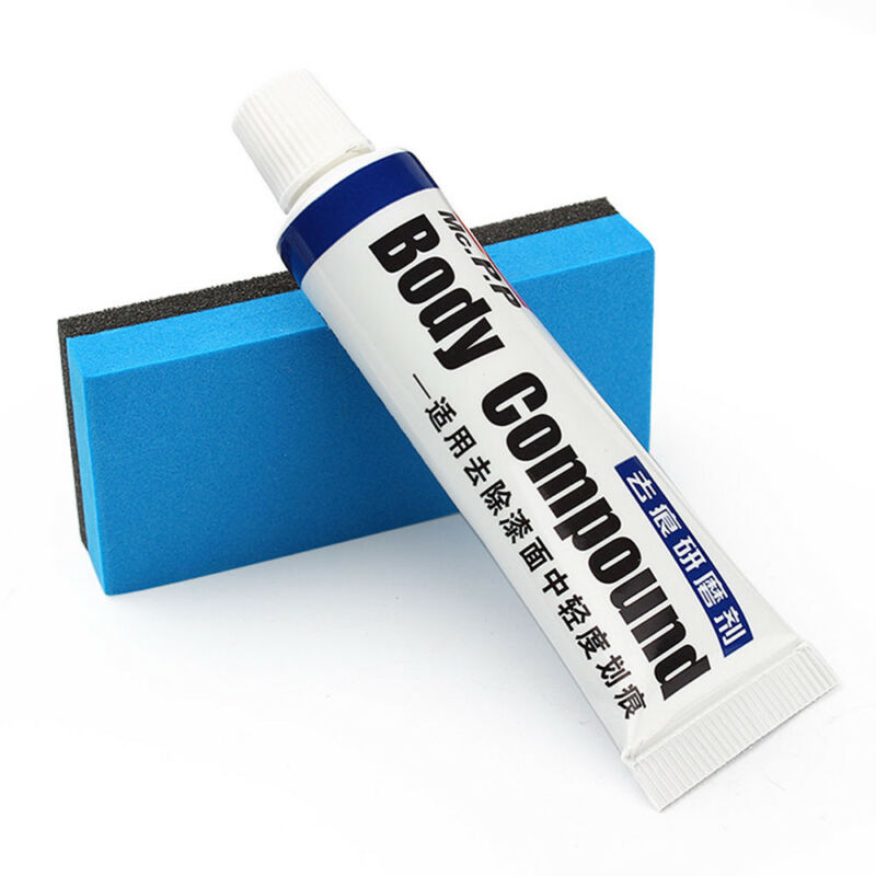 Car Scratch Paint Care Body Compound Polishing Scratching Paste Repair Wax New 5