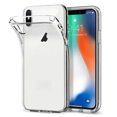 Film Protection Verre trempé écran+ Coque Housse iPhone X XS Max XR 8 7 6 S Plus 5